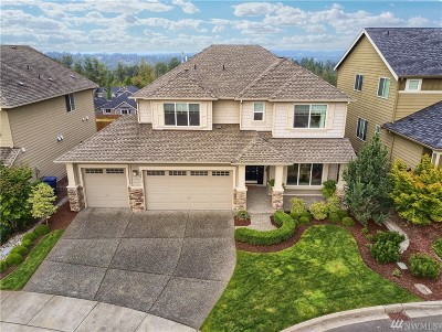 Bothell Single Family Home For Sale: 22912 43rd Dr SE