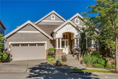 Issaquah Single Family Home For Sale: 1639 28th Ave NE