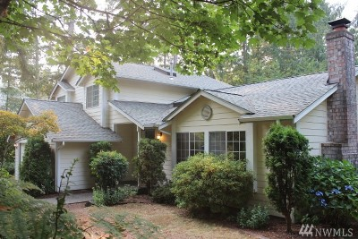 Gig Harbor Single Family Home For Sale: 7827 67th St NW