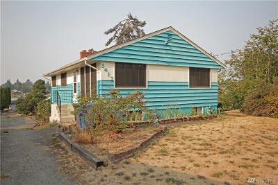 SeaTac Single Family Home For Sale: 3412 S 198th St