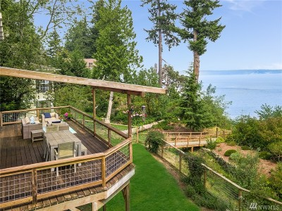 Port Ludlow WA Single Family Home For Sale: $548,800