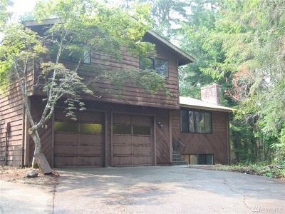 Gig Harbor Single Family Home For Sale: 7219 96th St NW