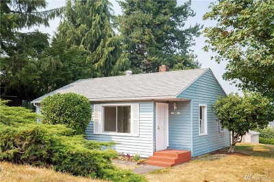 Seattle Single Family Home For Sale: 7052 S 127th St