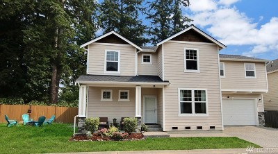 Bothell Condo/Townhouse For Sale: 16225 1st Place W #16