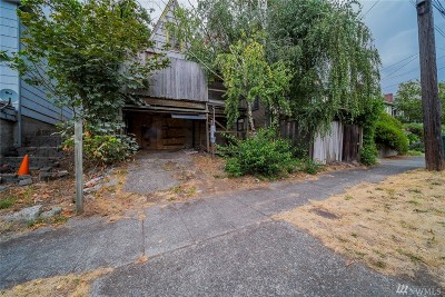 Seattle Residential Lots & Land For Sale: 810 NE 69th St