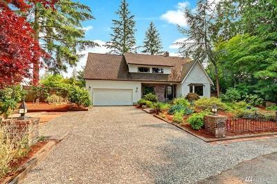 Edmonds Single Family Home For Sale: 8615 184th St SW