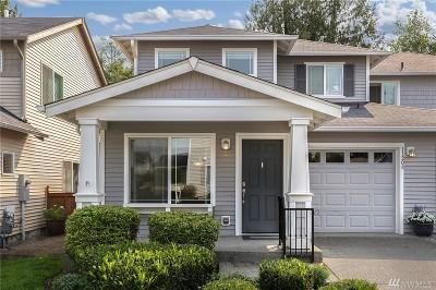 Redmond Condo/Townhouse For Sale: 11208 241st Lane NE