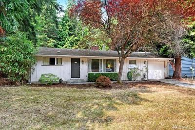 Edmonds Single Family Home For Sale: 19928 81st Place W