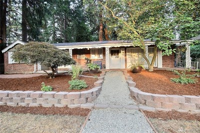 Burien Single Family Home For Sale: 15010 SW 24th Ave