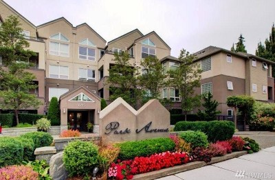 Kirkland Condo/Townhouse For Sale: 615 6th St #305