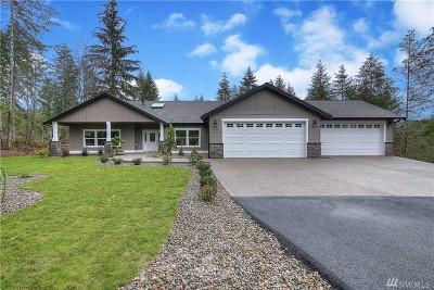 Hansville Single Family Home For Sale: 38662 Benchmark Ave NE