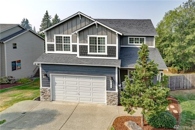 Puyallup Single Family Home For Sale: 409 22nd Av Ct SW