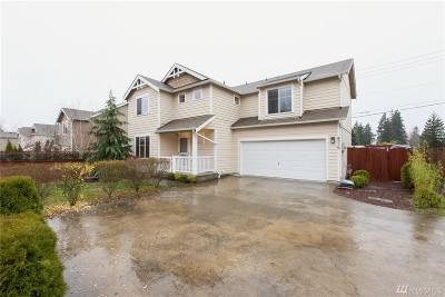 Puyallup Rental For Rent: 8519 160th St Ct E