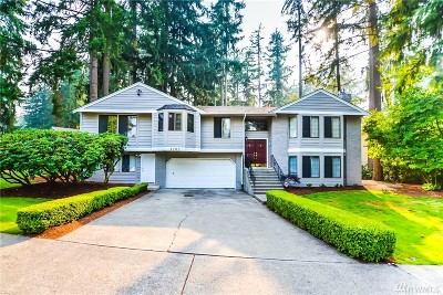 Puyallup Single Family Home For Sale: 3202 28th St SE