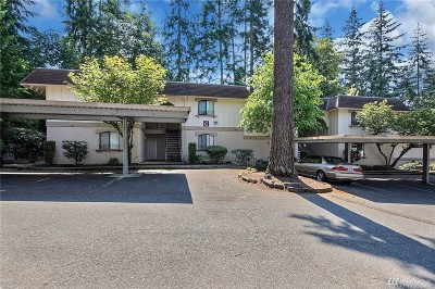 Kirkland Condo/Townhouse For Sale: 12521 N 117th Place #G7