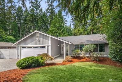 Kirkland Single Family Home For Sale: 11728 NE 145th St