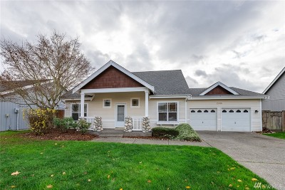 Sumner Single Family Home For Sale: 15816 65th St Ct E