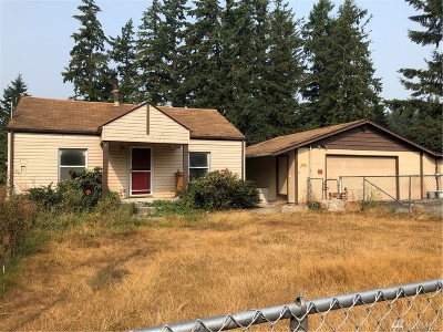 Bonney Lake Single Family Home For Sale: 7611 Myers Rd E