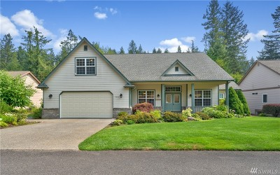 Port Orchard Single Family Home For Sale: 7440 McCormick Woods Dr SW