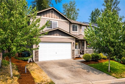 Kenmore Single Family Home For Sale: 5918 NE 199th St