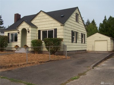 Tacoma Single Family Home For Sale: 7027 S J St