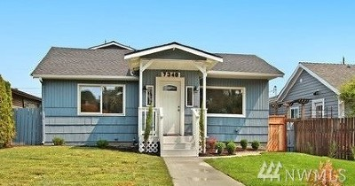 Seattle Single Family Home For Sale: 7340 31st Ave SW