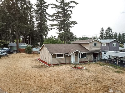 Spanaway Single Family Home For Sale: 19210 E 12th Ave