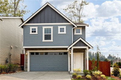 Lynnwood Single Family Home For Sale: 2206 147th Place SW #17