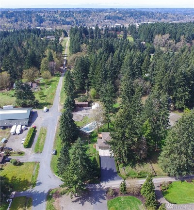 Woodinville Single Family Home For Sale: 15015 159th Ave NE