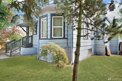 Multi Family Home For Sale: 6401 S Park Ave