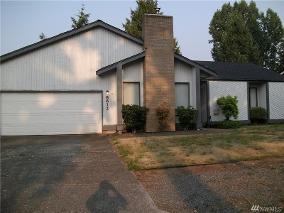 Puyallup Single Family Home For Sale: 8612 158th St Ct E