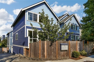 Seattle Single Family Home For Sale: 217 23rd Ave #A