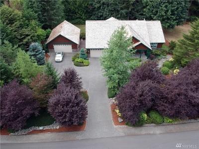 Port Orchard Single Family Home For Sale: 8520 Landing Lane SE