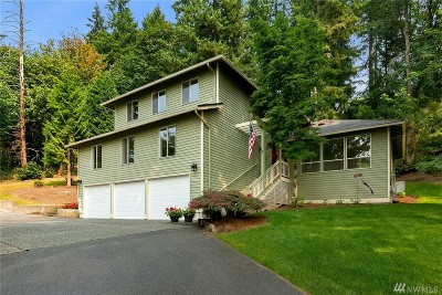 Woodinville Single Family Home For Sale: 17863 149th Ave NE