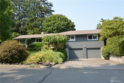Fircrest Single Family Home Contingent: 1032 Broadview Dr