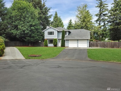 Bonney Lake WA Single Family Home For Sale: $389,000
