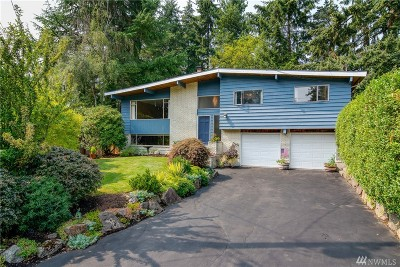 Edmonds Single Family Home For Sale: 8831 233rd Place SW
