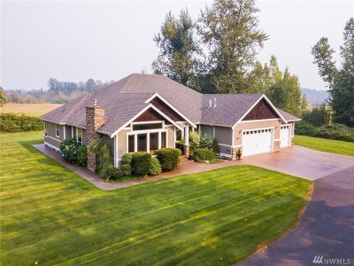 Bellingham Single Family Home Sold: 441 Kelly Rd