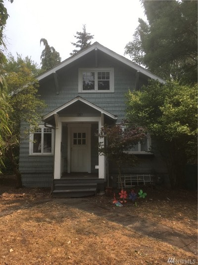 Seattle WA Single Family Home For Sale: $699,950
