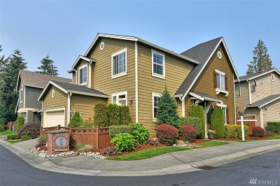 Bothell Single Family Home For Sale: 18325 39th Dr SE