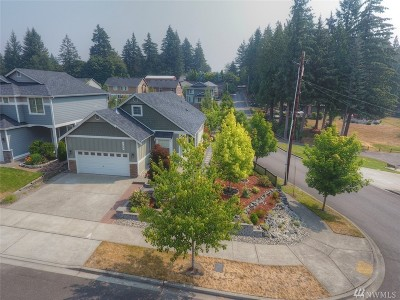 Tumwater Single Family Home For Sale: 798 T St SE