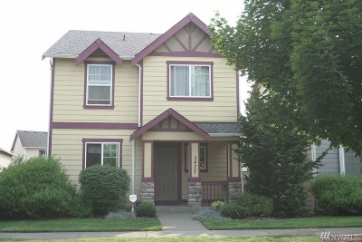 Lacey Single Family Home For Sale: 5477 Balustrade Blvd SE