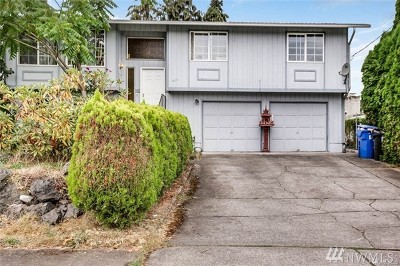 Single Family Home For Sale: 8212 S Sheridan St