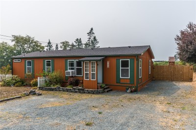 Coupeville WA Single Family Home For Sale: $255,000