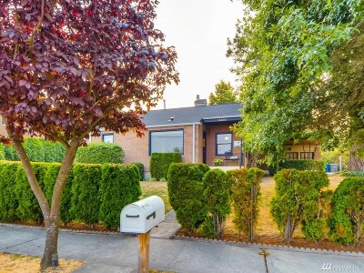 Single Family Home Sold: 13505 34th Ave S