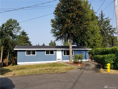 Federal Way Single Family Home For Sale: 110 SW 307th St