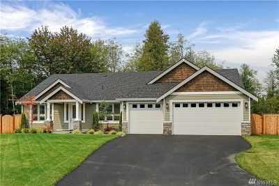 Woodinville Single Family Home For Sale: 15709 220th St SE