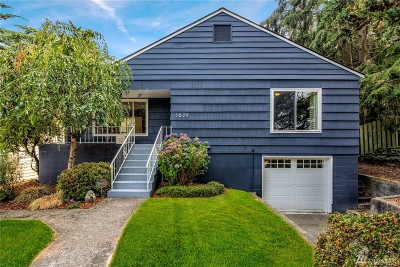 Seattle Single Family Home For Sale: 3829 NE 95th St