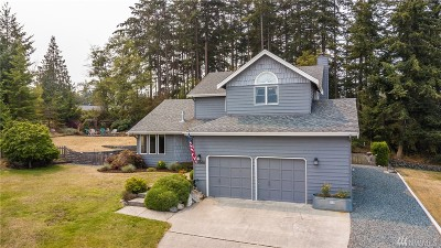Oak Harbor WA Single Family Home For Sale: $425,000