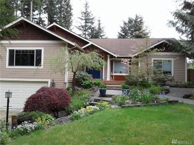 Bonney Lake Single Family Home For Sale: 21708 120th St E